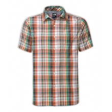 Men's S/S Solar Plaid Shirt by The North Face