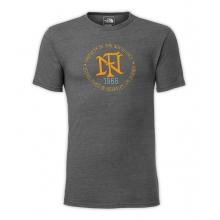 Men's S/S TNF Berkeley Tri-Blend Tee by The North Face