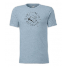 Men's S/S Yosemite Np Tri-Blend Tee by The North Face