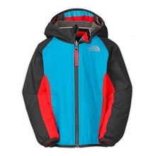 Toddler Boy's Reversible Grizzly Peak Wind Jkt by The North Face