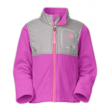 Toddler Girl's Glacier Track Jacket by The North Face