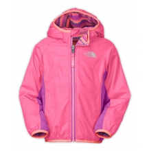 Toddler Girl's Rev Grizzly Peak Lined Wind Jkt by The North Face