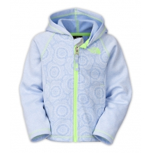 Toddler Girl's Seashore Fleece Hoodie by The North Face