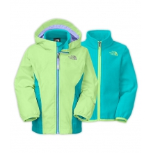 Toddler Girl's Stormy Rain Triclimate by The North Face