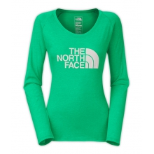 Women's L/S Half Dome Scoop Neck Tee