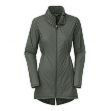 Women's Nueva Trench Jacket by The North Face in Tarzana Ca