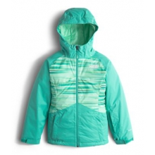 Girl's Brianna Insulated Jacket by The North Face