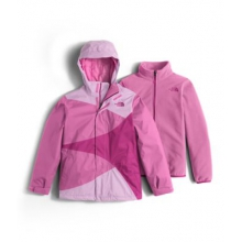 Girl's Mountain View Triclimate Jacket by The North Face in South Yarmouth Ma
