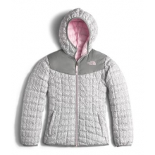 Girl's Reversible Thermoball Hoodie by The North Face in Succasunna Nj