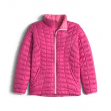 Girl's Thermoball Full Zip Jacket by The North Face