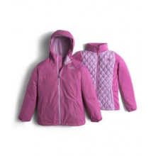 Girl's Thermoball Triclimate Jacket by The North Face in South Yarmouth Ma