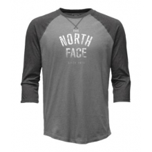 Men's 3/4 Sleeve Varsity Club Tee by The North Face