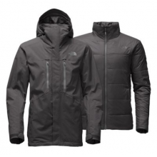Men's Clement Triclimate Jacket by The North Face