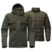 Men's Hauser Triclimate Jacket by The North Face