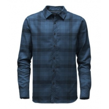 Men's L/S Approach Flannel by The North Face in Omaha Ne