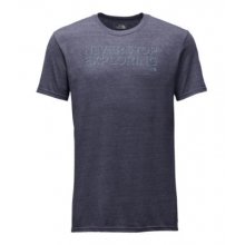 Men's S/S Nse 3D Tri-Blend Tee by The North Face
