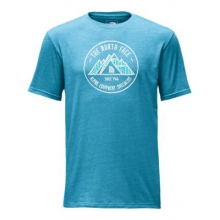 Men's S/S Specialist Tri-Blend Tee by The North Face