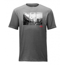 Men's S/S Trimeru Tri-Blend Tee by The North Face