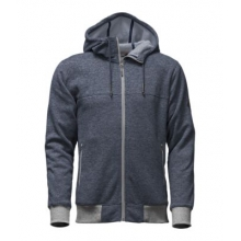 Men's Tech Sherpa Full Zip Hoodie by The North Face