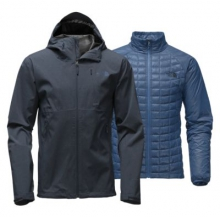 Men's Thermoball Triclimate Jacket by The North Face in Fairbanks Ak