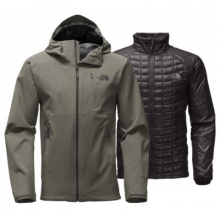 Men's Thermoball Triclimate Jacket by The North Face in Grand Rapids Mi