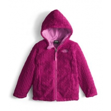 Todd Girl's Laurel Fleece Hoodie by The North Face in New York Ny