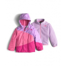 Todd Girl's Mountain View Triclimate Jacket by The North Face