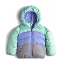 Todd Girl's Reversible Moondoggy Jacket by The North Face