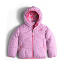 Todd Girl's Reversible Perrito Jacket by The North Face in Wakefield Ri