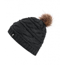Triple Cable Fur Pom by The North Face