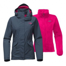 Women's Boundary Triclimate Jacket by The North Face in Hope Ar
