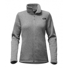 Women's Crescent Full Zip by The North Face in Fairbanks Ak