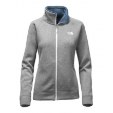 Women's Crescent Raschel Full Zip Jacket by The North Face