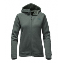 Women's Crescent Raschel Hoodie by The North Face