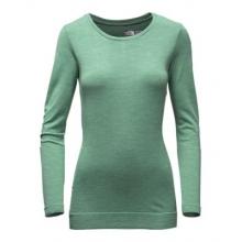 Women's L/S Go Seamless Wool Top