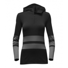 Women's L/S Secondskin Hooded Top by The North Face