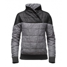 Women's Pseudio Pullover Puffy Jacket