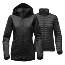 Women's Thermoball Snow Triclimate Parka by The North Face