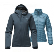 Women's Thermoball Triclimate Jacket by The North Face