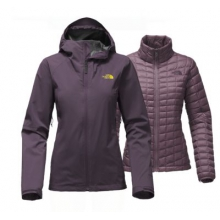 Women's Thermoball Triclimate Jacket by The North Face in San Diego Ca