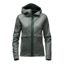 Women's Windwall Cotton Full Zip Hoodie by The North Face