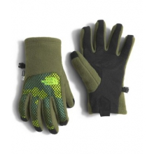 Youth Denali Etip Glove by The North Face in Hope Ar