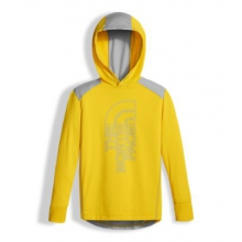 Boy's L/S Reactor Hoodie by The North Face in Prescott Az
