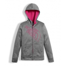 Girl's Surgent Full Zip Hoodie by The North Face