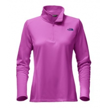 Women's Tech Glacier 1/4 Zip by The North Face in Fresno Ca