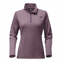 Women's Tech Glacier ¼ Zip by The North Face in Auburn Al