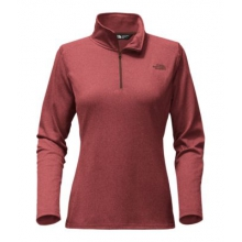 Women's Tech Glacier 1/4 Zip by The North Face in Opelika Al
