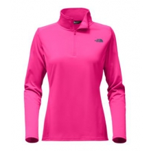 Women's Tech Glacier 1/4 Zip by The North Face in Glenwood Springs CO
