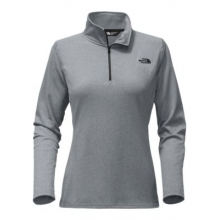 Women's Tech Glacier ¼ Zip by The North Face in Anchorage Ak