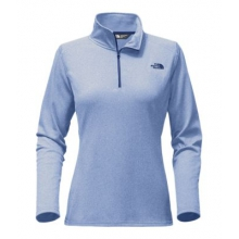 Women's Tech Glacier ¼ Zip by The North Face in Avon Ct